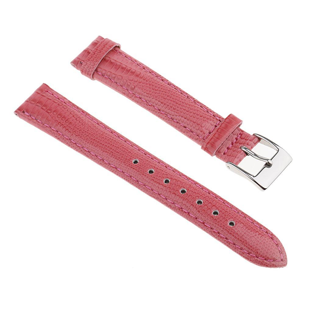 Luxury-Genuine-Leather-Strap-Replacement-Watch-Bands-12mm-20mm-Watchmaker-Repair thumbnail 123