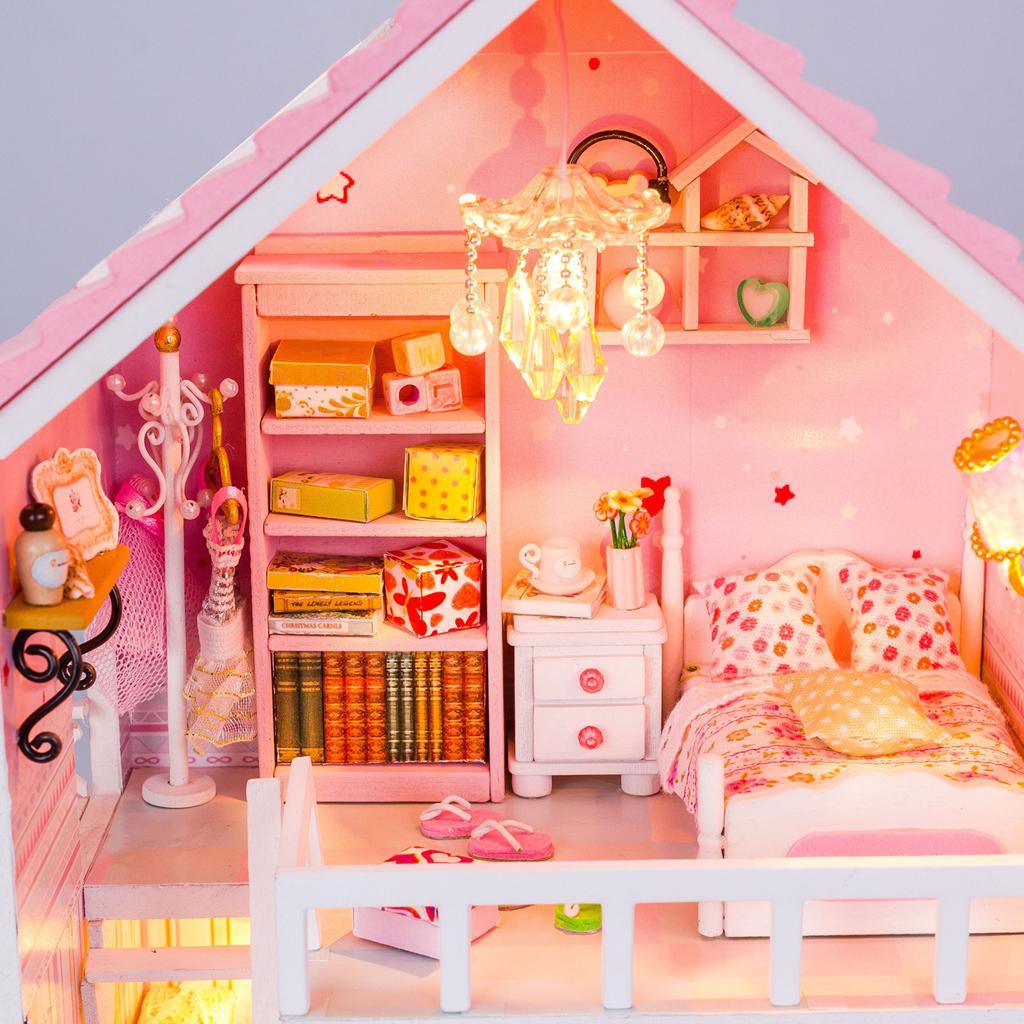 1Set dollhouse furniture doll 1//12 scale miniature palette set HU