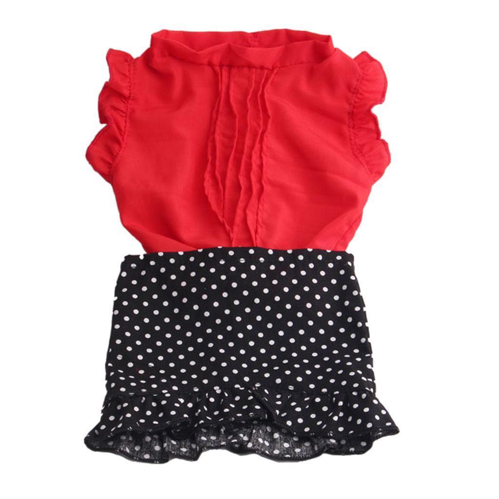 For-18-039-American-Doll-Doll-Generation-Doll-Clothes-Pajamas-Swimwear-Bikini-Shirt miniature 15