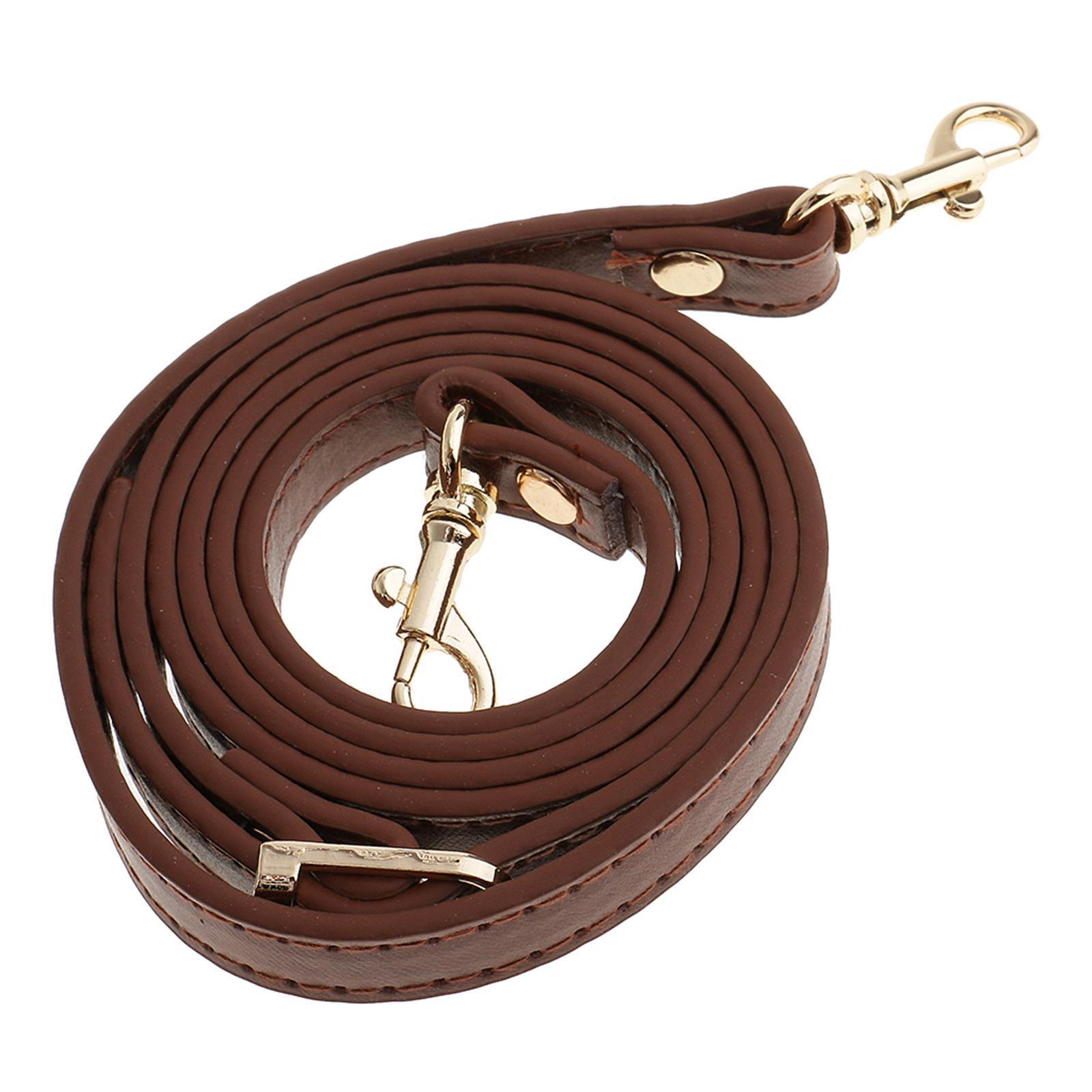 120cm-Bag-Leather-Strap-Replacement-Shoulder-Bags-Handle-Crossbody-Strap thumbnail 10