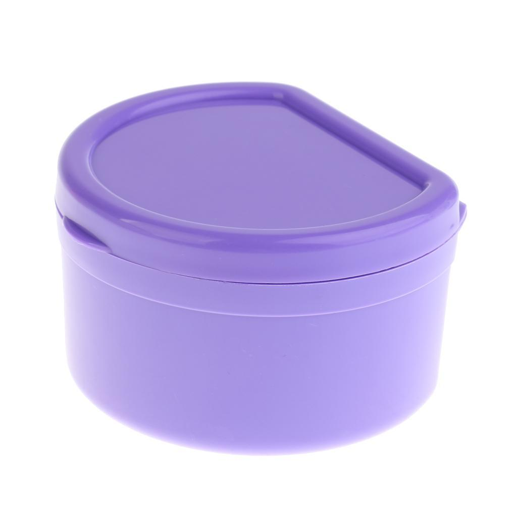 Plastic-Orthodontic-Denture-Teeth-Box-Container-Dental-Holder-Storage-Case-Cup thumbnail 13