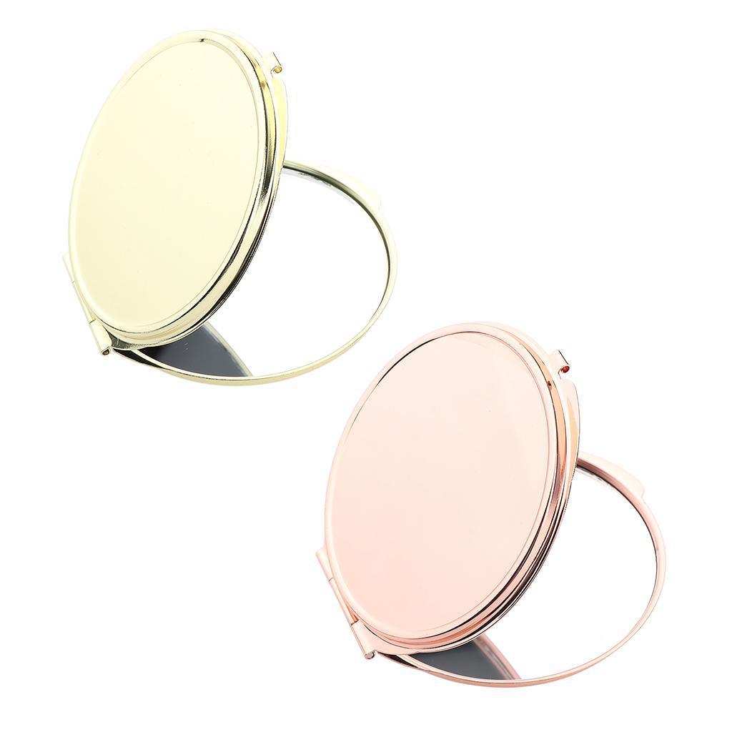 Specchietto-tascabile-portatile-Specchio-trucco-bifacciale-Specchietto-da miniatura 5