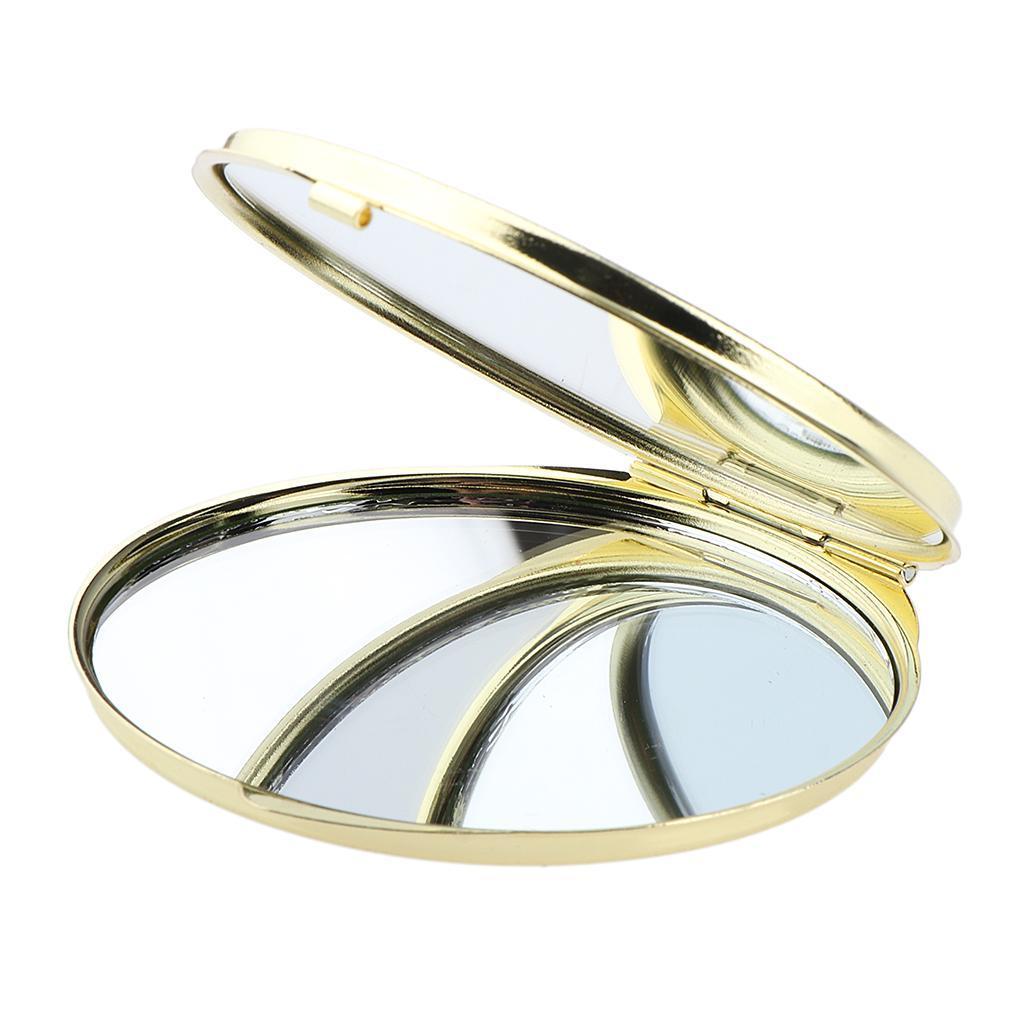 Specchietto-tascabile-portatile-Specchio-trucco-bifacciale-Specchietto-da miniatura 4