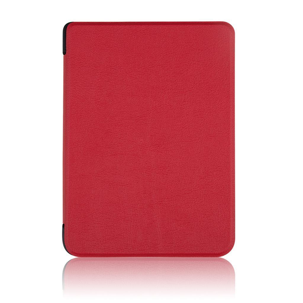 ULTRA-SOTTILE-PELLE-SMART-SLIM-COVER-STAND-CASE-PER-Kobo-Clara-6-034-eReader miniatura 17