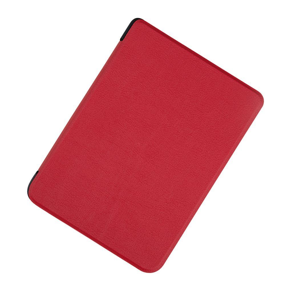ULTRA-SOTTILE-PELLE-SMART-SLIM-COVER-STAND-CASE-PER-Kobo-Clara-6-034-eReader miniatura 18