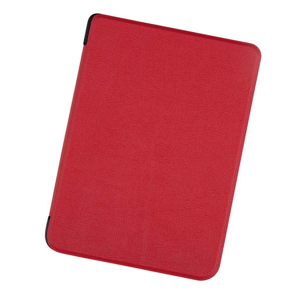 ULTRA-SOTTILE-PELLE-SMART-SLIM-COVER-STAND-CASE-PER-Kobo-Clara-6-034-eReader miniatura 19