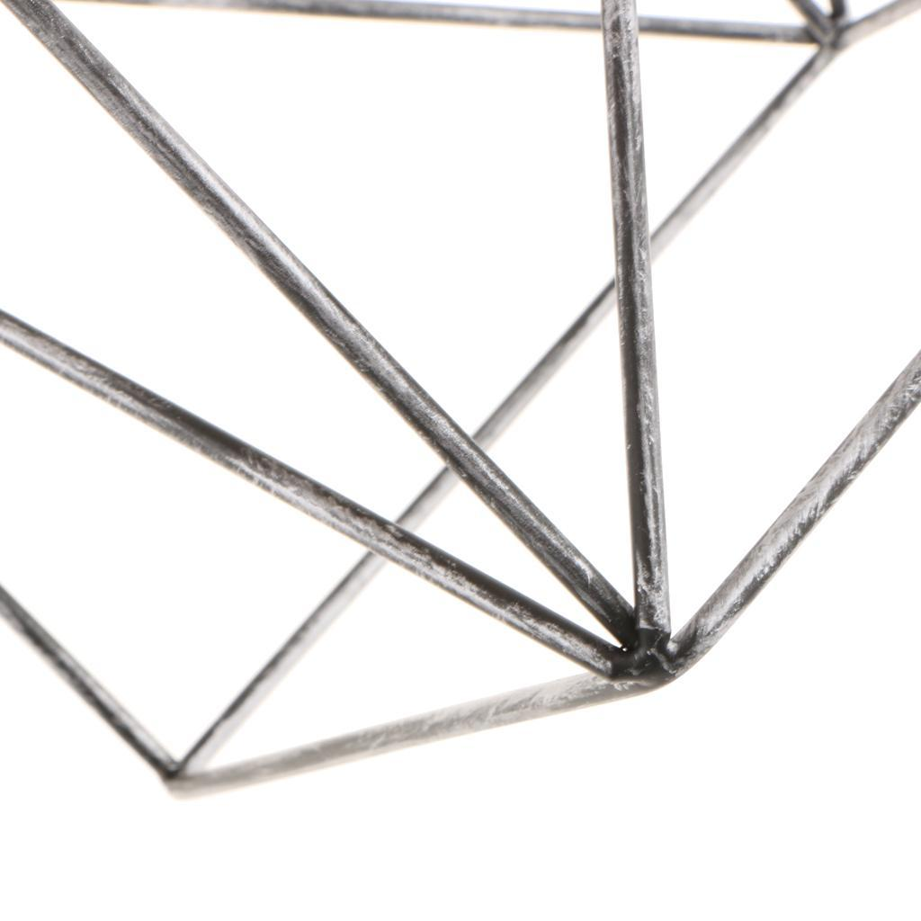 Cube-Lamp-Cage-Ceiling-Light-Shade-Lampshade-Pendant-Lights-Fixture-Home-Decor thumbnail 6