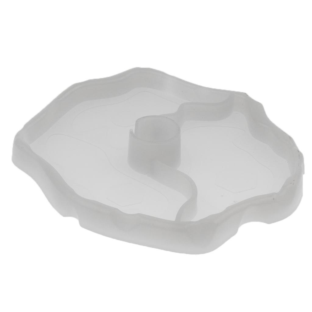 Contenitore-Cibo-Acqua-Grano-Barattolo-Di-Stoccaggio-Ciotola-per-Lucertola miniatura 5