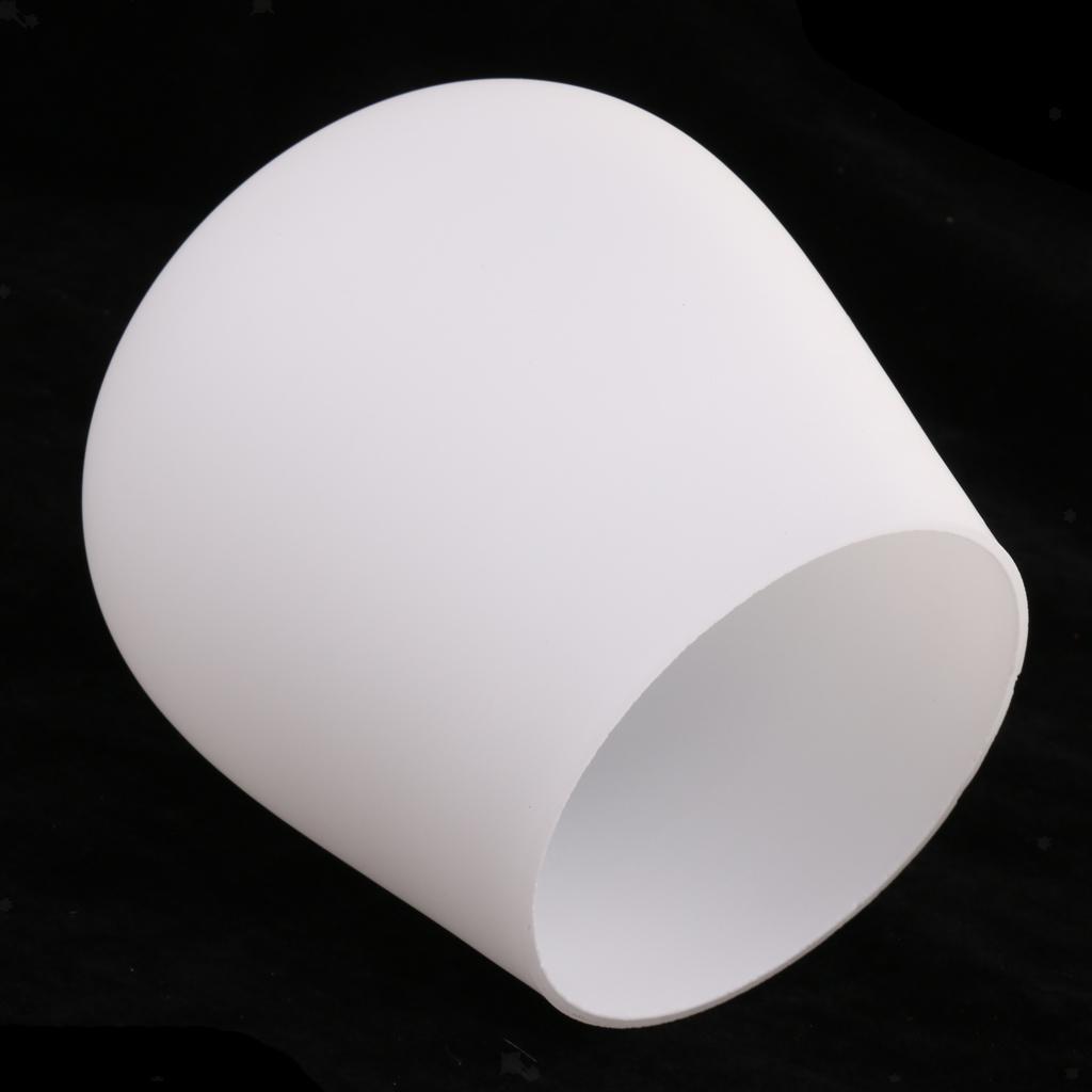 E27-Light-Holder-Replacement-White-Glass-Light-Shade thumbnail 11