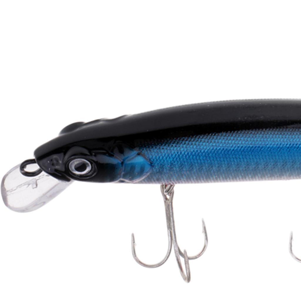 miniatura 14 - Richiamo di Pesca Minnow Duro Esche da Pesca Affrontare 16cm / 64g