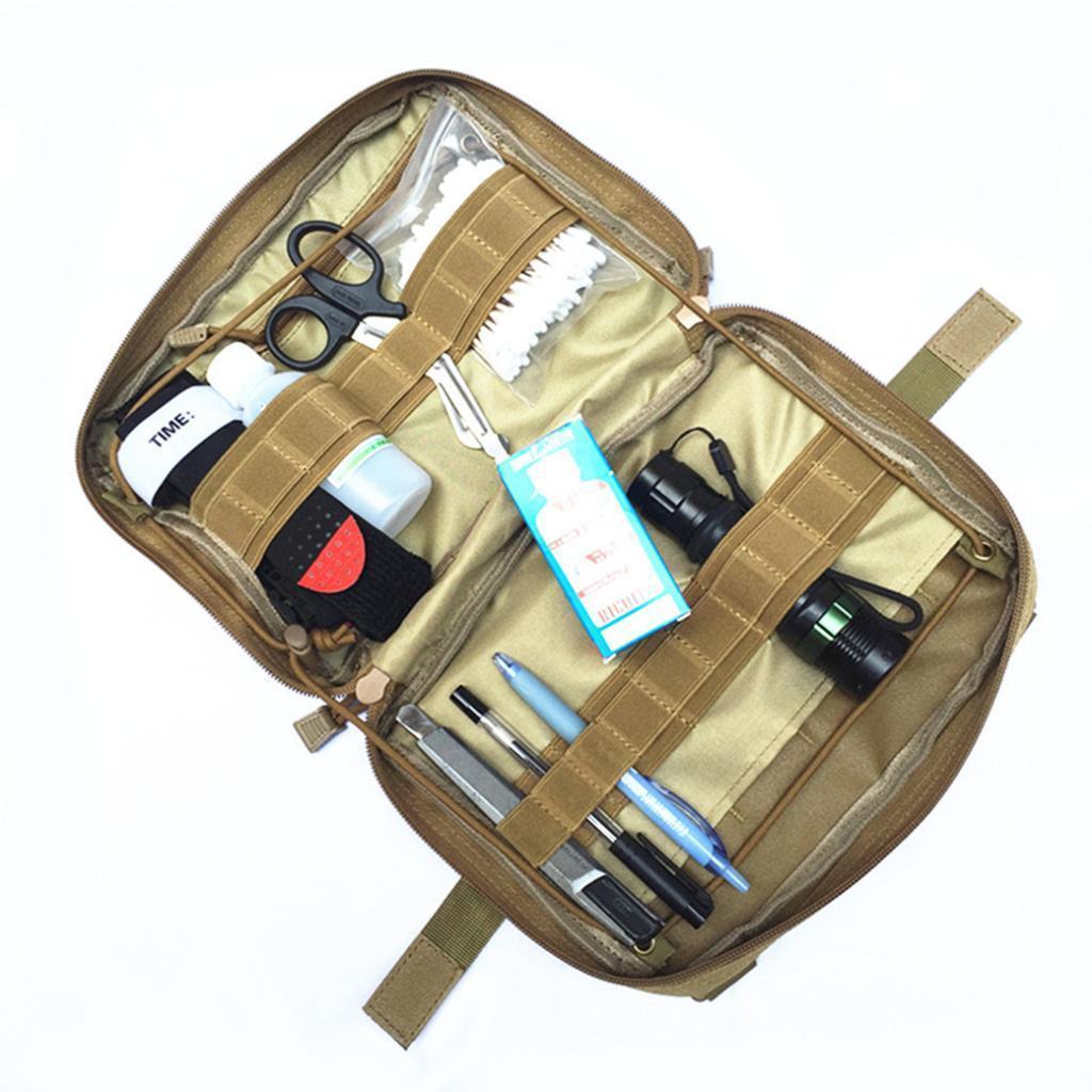Sacoche-De-Voyage-Sacs-a-Bandouliere-Sport-En-Plein-Air-Gadget-Tool-Impermeable miniature 8