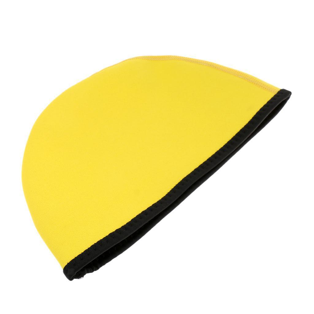 Unisex 2mm Neoprene Waterproof Beanie Hat Super Stretchy Very Warm Surf Cap