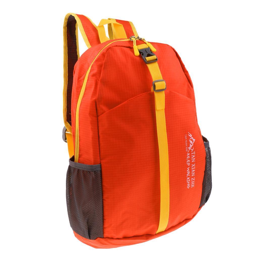 Lightweight Packable Foldable Travel Backpack Daypack Shoulder Bags 3 Colors