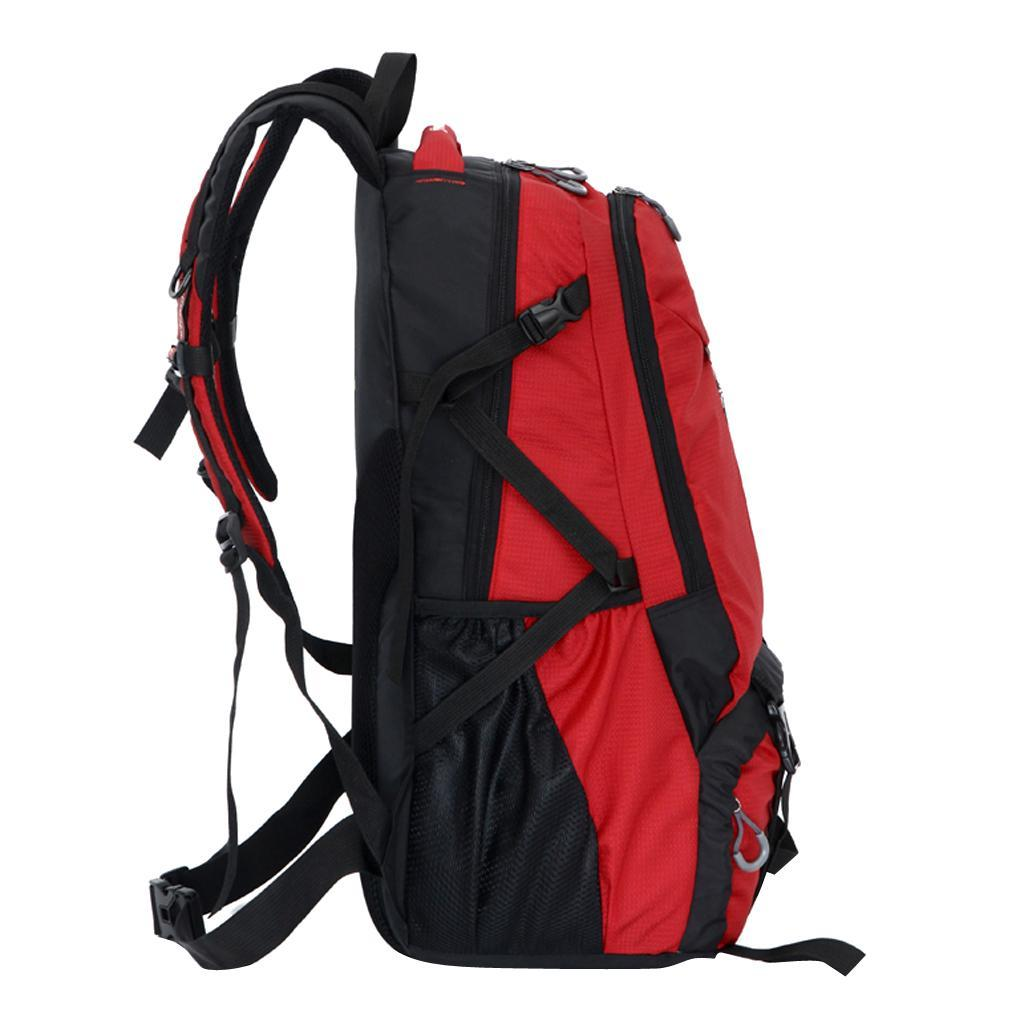 Waterproof-Outdoor-Backpack-Rucksack-Sport-Hiking-Travel-Biking-Cycling-Bag thumbnail 13