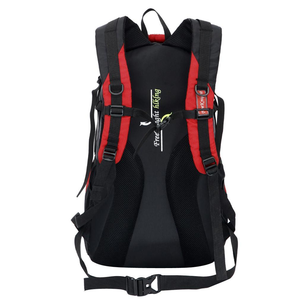 Waterproof-Outdoor-Backpack-Rucksack-Sport-Hiking-Travel-Biking-Cycling-Bag thumbnail 9