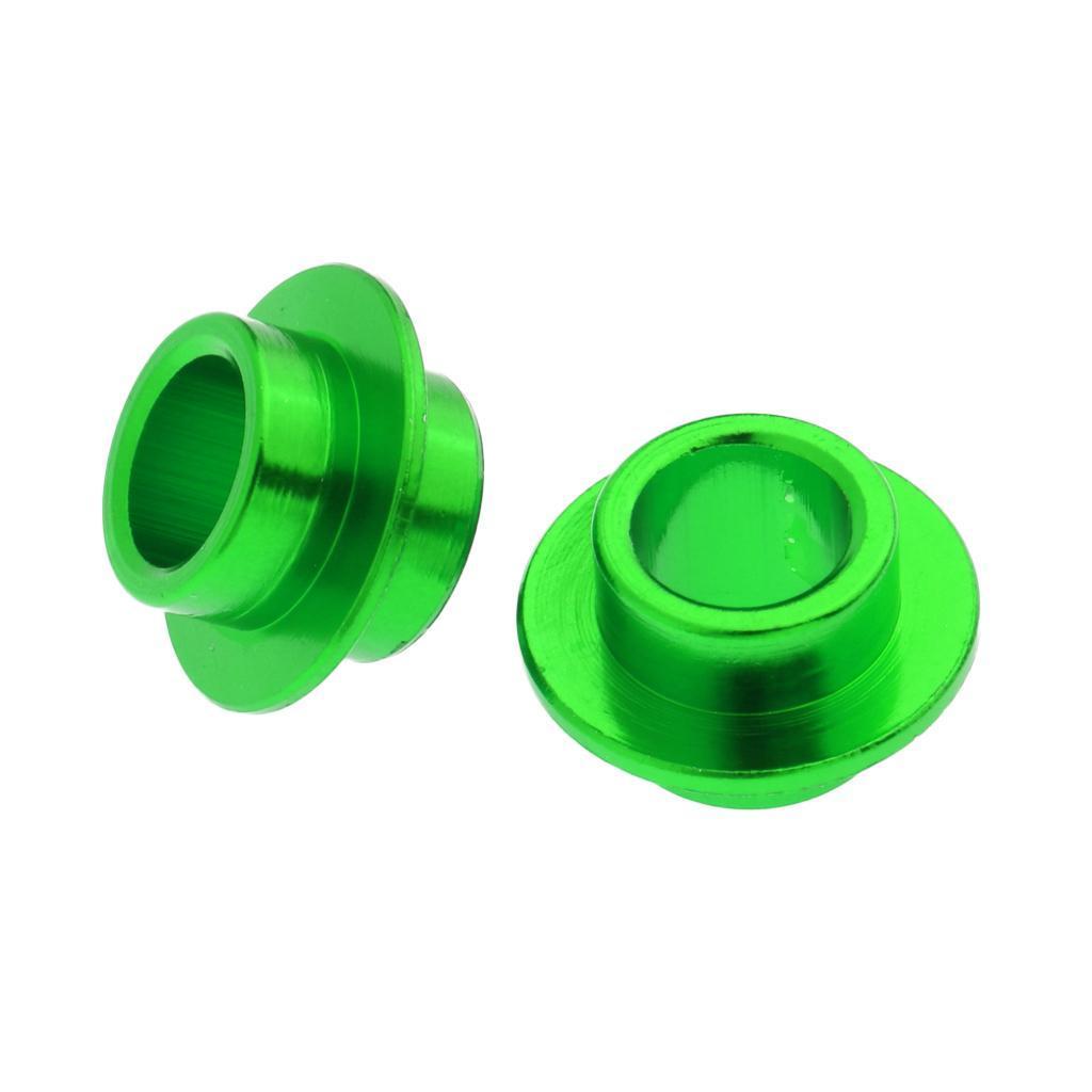 2-Pezzi-Distanziali-Cuscinetti-In-Alluminio-Rresistente-Accessori-per-Rullo miniatura 4