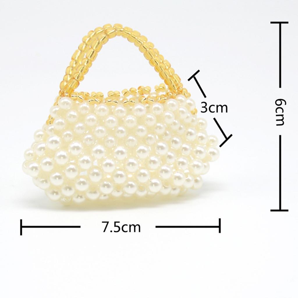 1-Stueck-Puppentasche-Perlen-Handtasche-Umhaengetasche-fuer-18-034-AG-American-Doll Indexbild 10