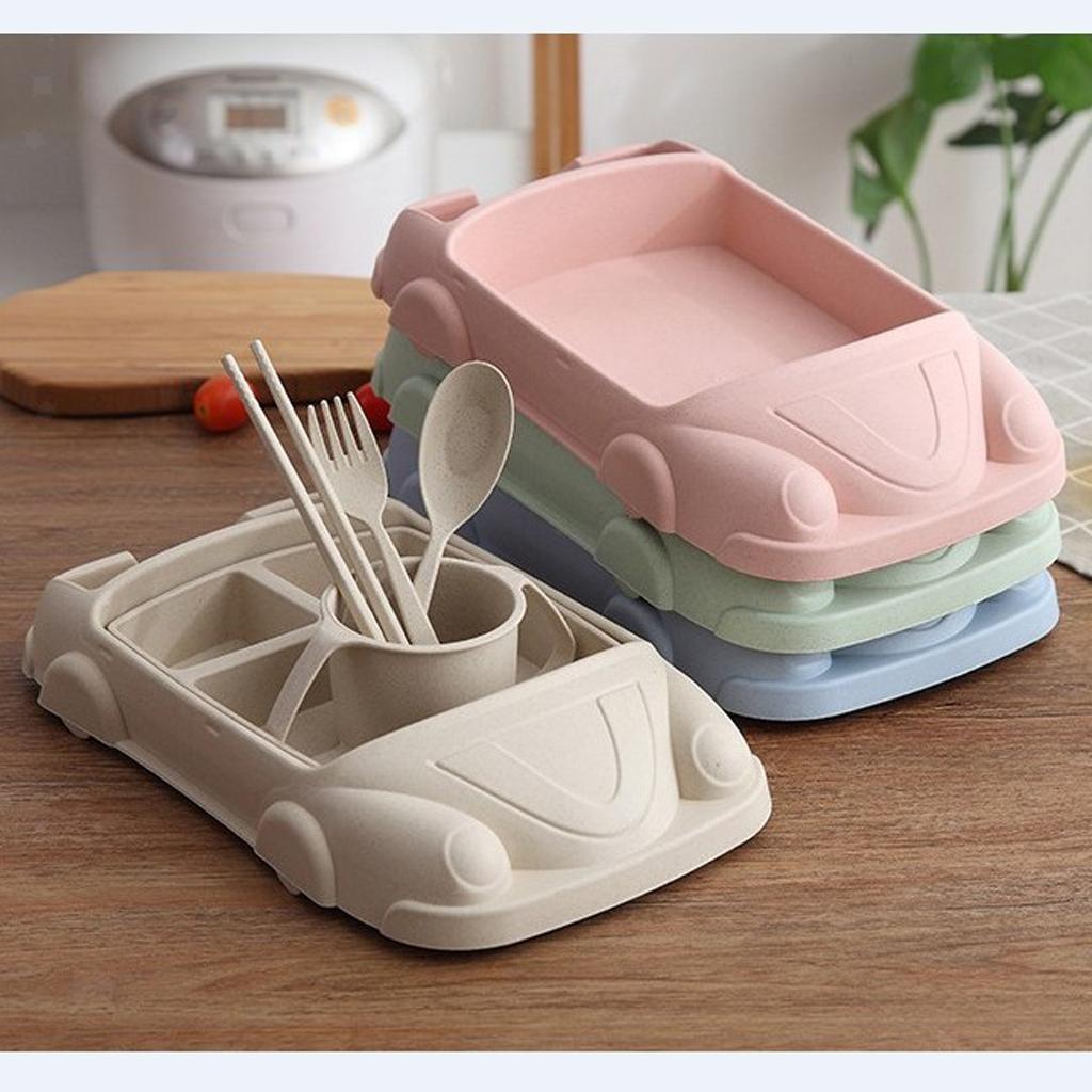 Piatto-di-riso-per-bambini-Piatto-di-partizione-per-bambini-Piatto-per miniatura 3
