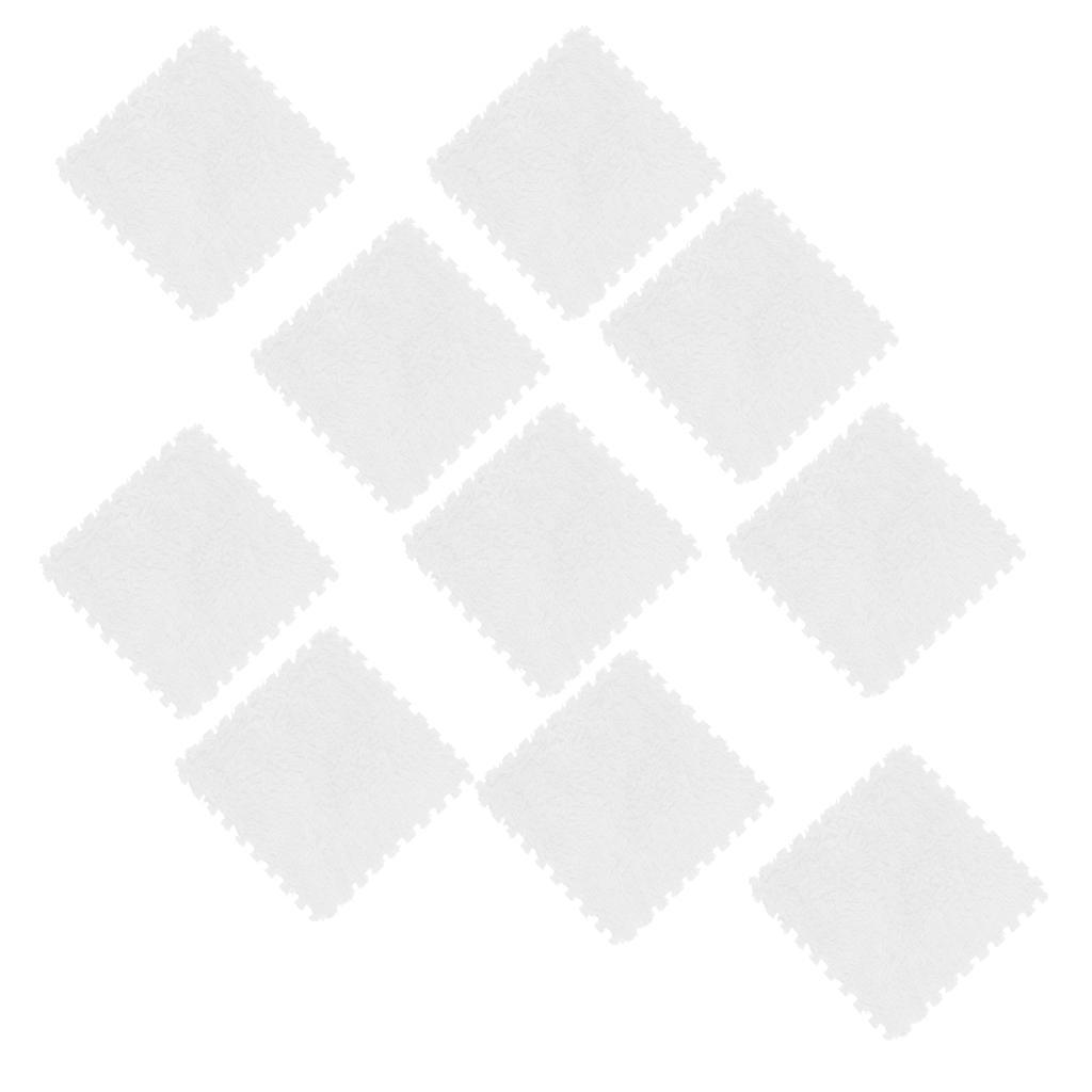 10Pcs-Foam-Children-Soft-Play-Exercise-Mats-Safe-Interlocking-Puzzle-Tiles thumbnail 12