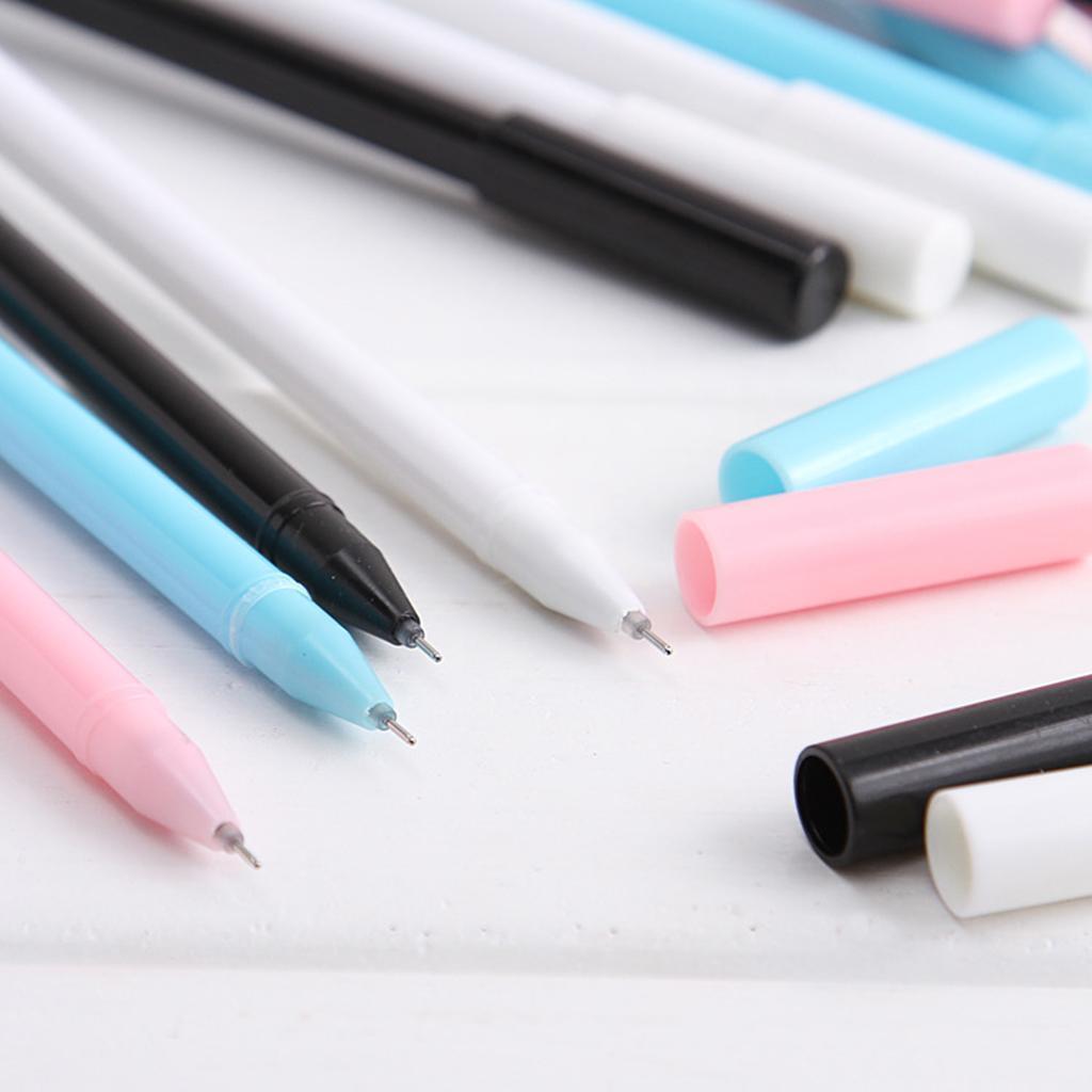 Novelty Cartoon Pink Cute Melody Rabbit Gel Pen Ink Marker School Office Supply