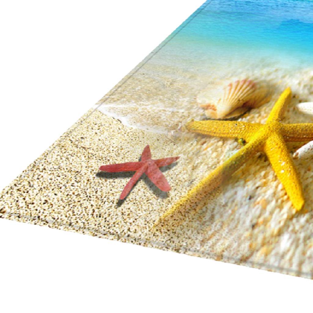 Creative Carpet Runner Rug 3D Print Kitchen Bathroom Anti-Slip Area Rug