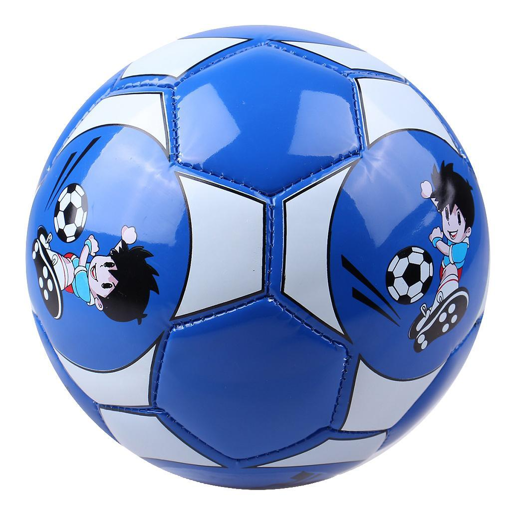 Football-Soccer-Size-2-Training-Pactice-Sports-High-Quality-Ball-Kids-Toys thumbnail 3