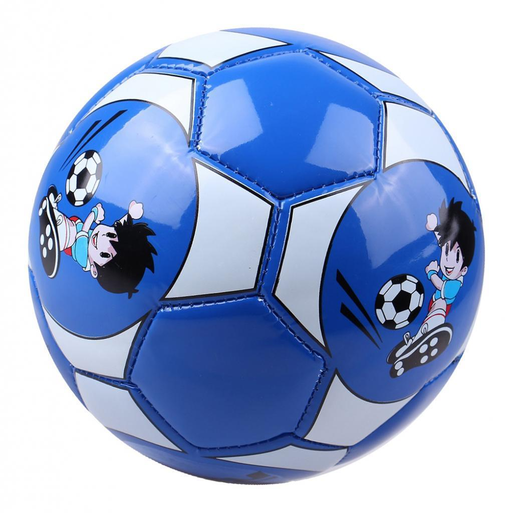 Football-Soccer-Size-2-Training-Pactice-Sports-High-Quality-Ball-Kids-Toys thumbnail 4