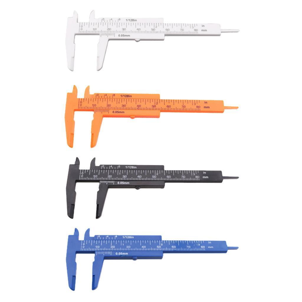 Calibro-Di-Righello-A-Scala-Vernier-Con-Lettura-Metrica miniatura 5