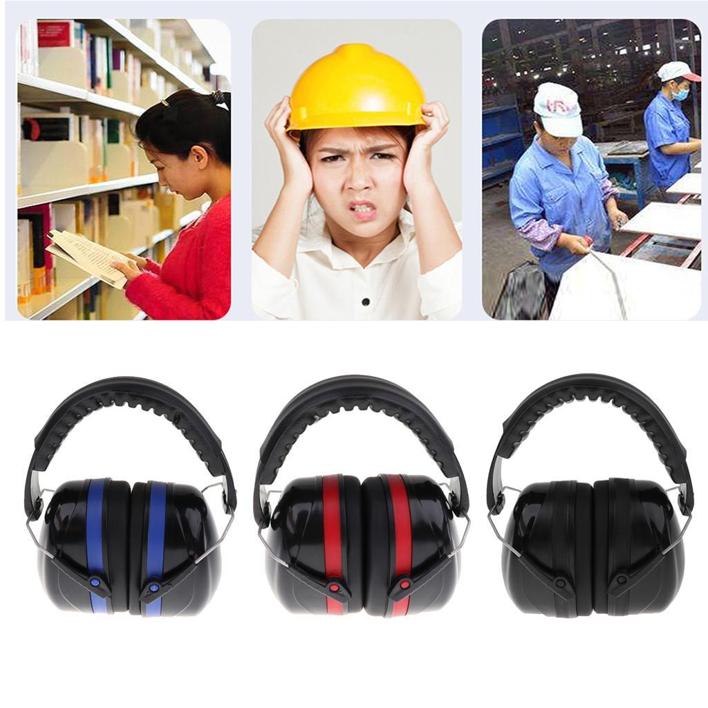 Professional-Noise-Reduction-Ear-Muffs-for-Hunting-Shooting-Hearing-Protection thumbnail 3