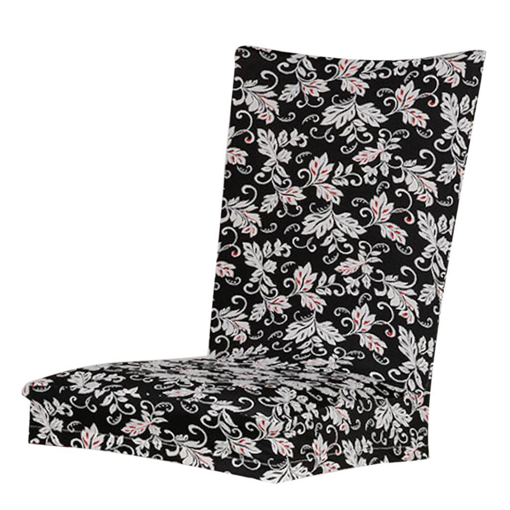 Dining-Room-Chair-Slipcover-Cover-Stretchy-amp-Washable-Wedding-Banquet-Decor thumbnail 7