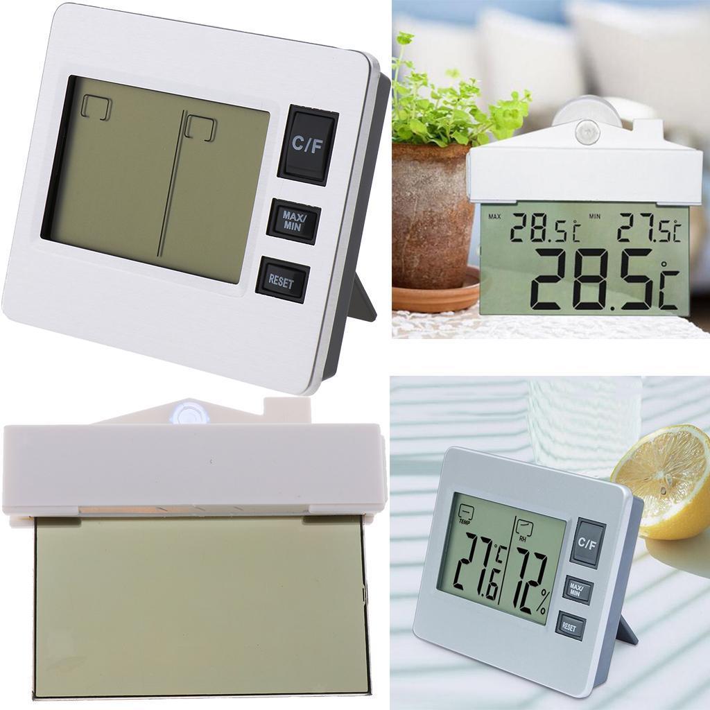 Strumenti-Per-Idrometro-con-Termometro-Digitale-per-Stazioni-Meteo-da miniatura 4