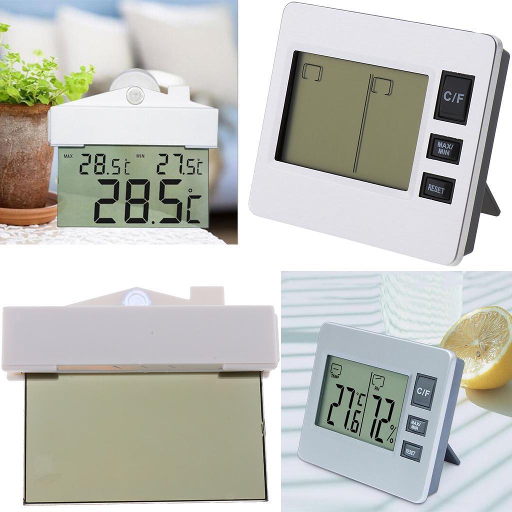Strumenti-Per-Idrometro-con-Termometro-Digitale-per-Stazioni-Meteo-da miniatura 5