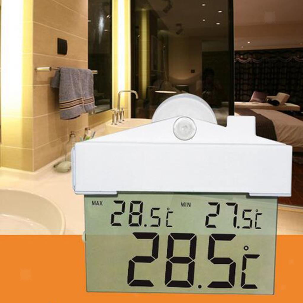 Strumenti-Per-Idrometro-con-Termometro-Digitale-per-Stazioni-Meteo-da miniatura 6