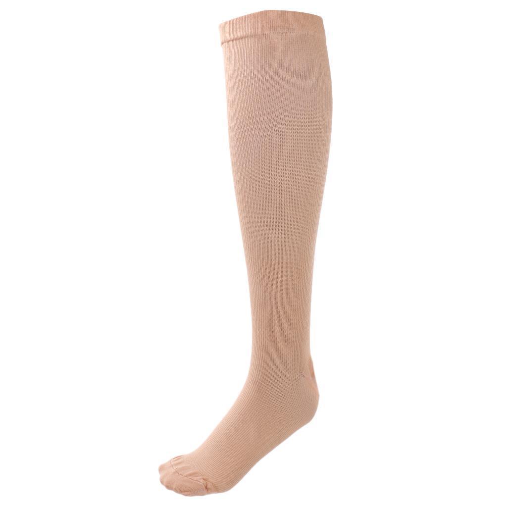 Kniehohe-Struempfe-Kniestruempfe-Kompressionsstruempfe-Socken Indexbild 8