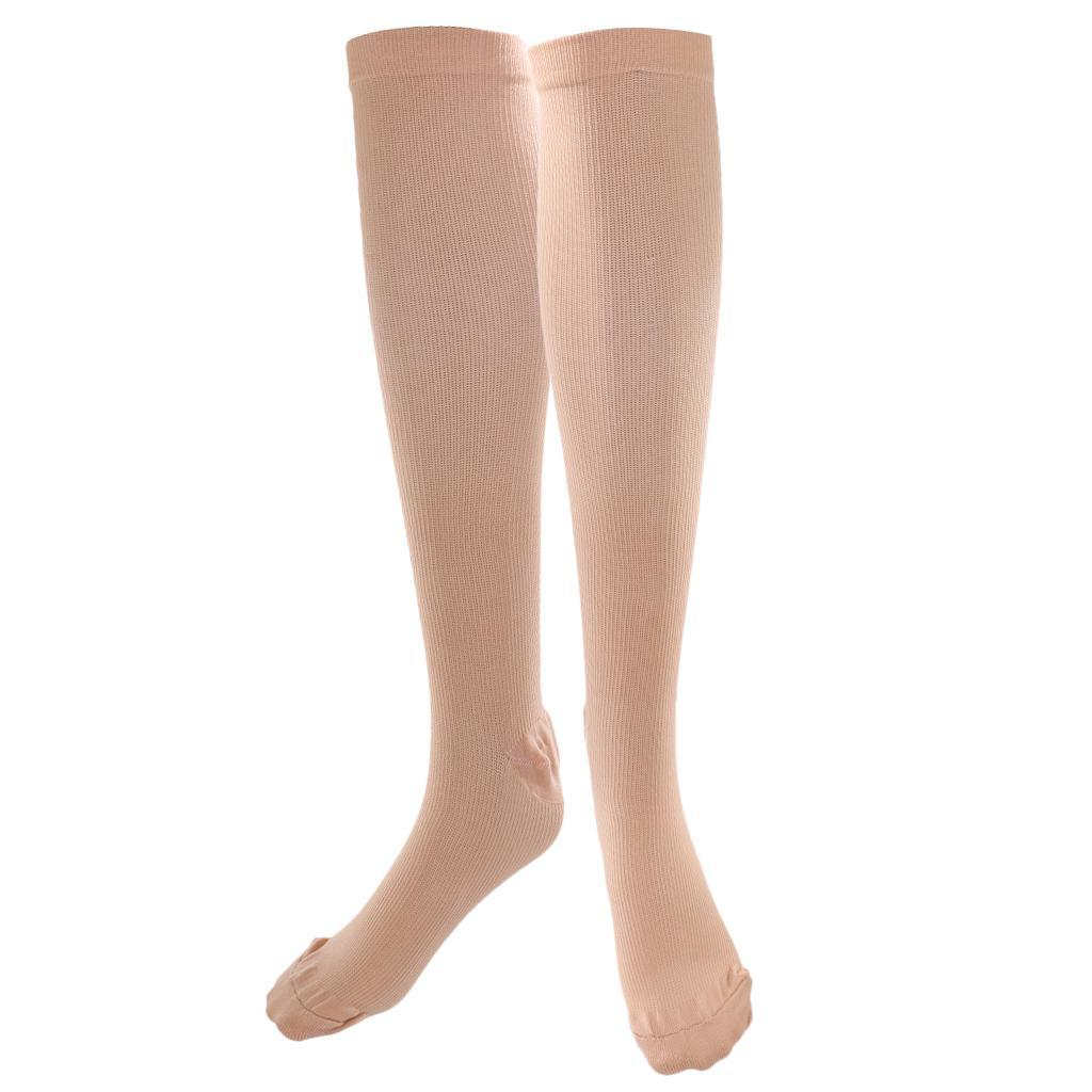Kniehohe-Struempfe-Kniestruempfe-Kompressionsstruempfe-Socken Indexbild 7