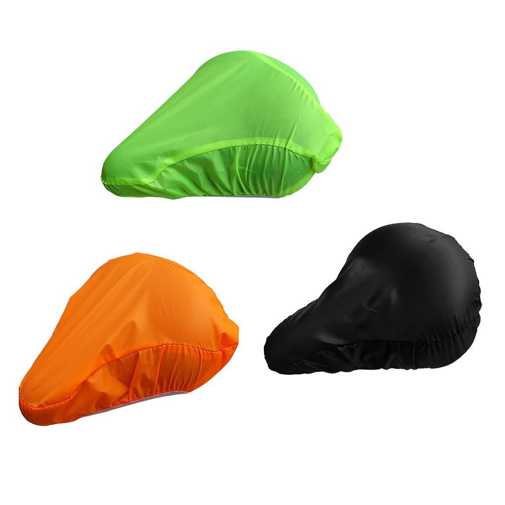 Waterproof Bike Seat Rain Cover Bicycle Saddle Protector Shield Accessories