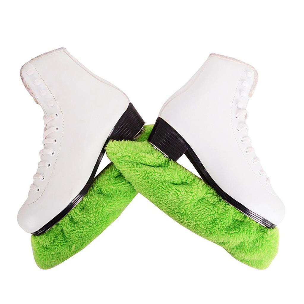 Indexbild 14 - Schlittschuhe Eiskunstlauf Schuhe Schuhüberzieher Überschuhe Shoe Cover