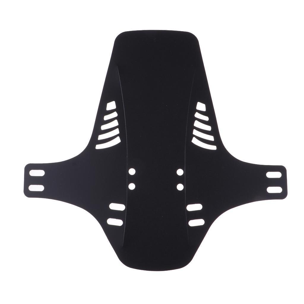 Parafanghi-MTB-per-Mountain-Bike-Parafango-anteriore-con-cinturino miniatura 3