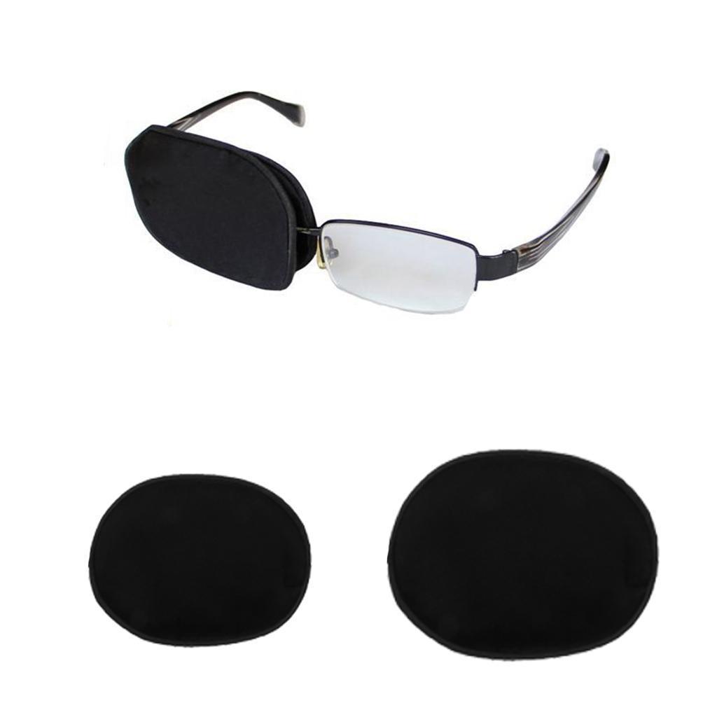 Child-Adult-Eye-Patch-For-Glasses-Treat-Lazy-Eyes-Shield-Amblyopia-Strabismus thumbnail 10