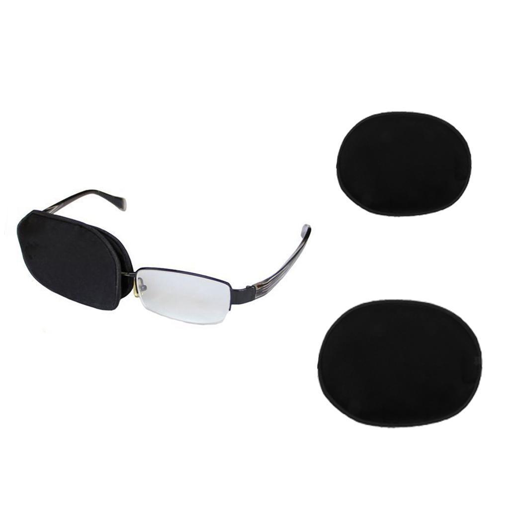 Child-Adult-Eye-Patch-For-Glasses-Treat-Lazy-Eyes-Shield-Amblyopia-Strabismus thumbnail 11