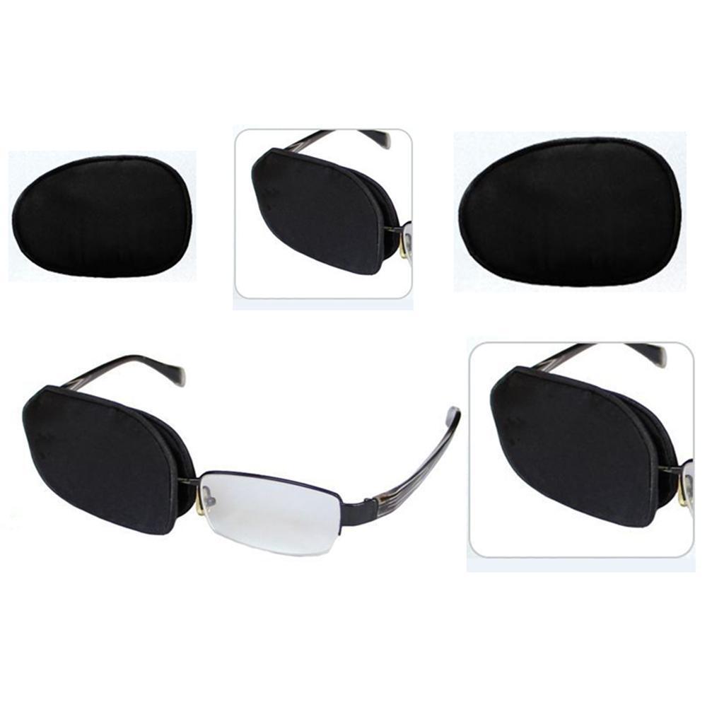 Child-Adult-Eye-Patch-For-Glasses-Treat-Lazy-Eyes-Shield-Amblyopia-Strabismus thumbnail 5
