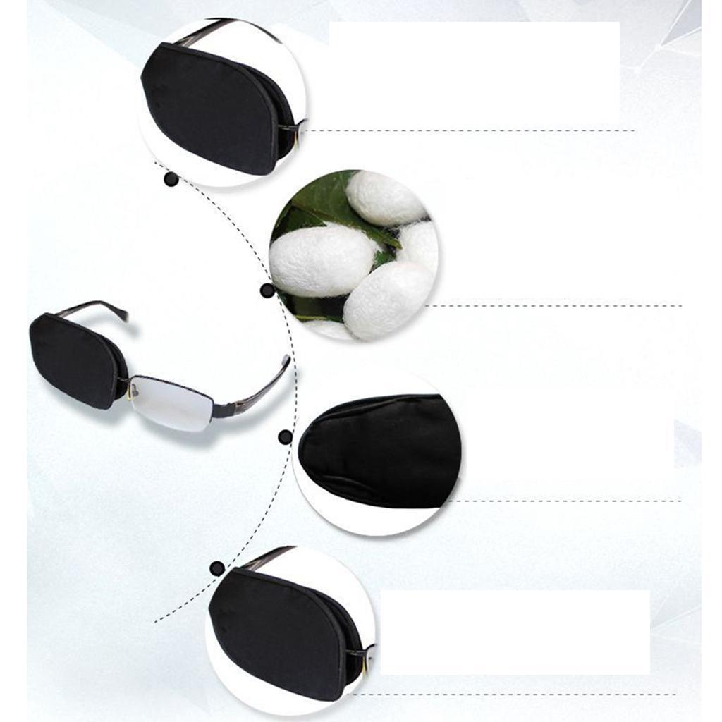 Child-Adult-Eye-Patch-For-Glasses-Treat-Lazy-Eyes-Shield-Amblyopia-Strabismus thumbnail 14