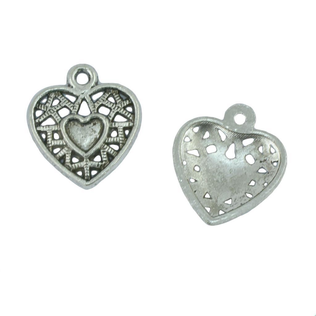 Pendentifs-Breloques-Charms-pour-Bijoux-Collier-Bracelet-DIY-Artisanat miniature 18