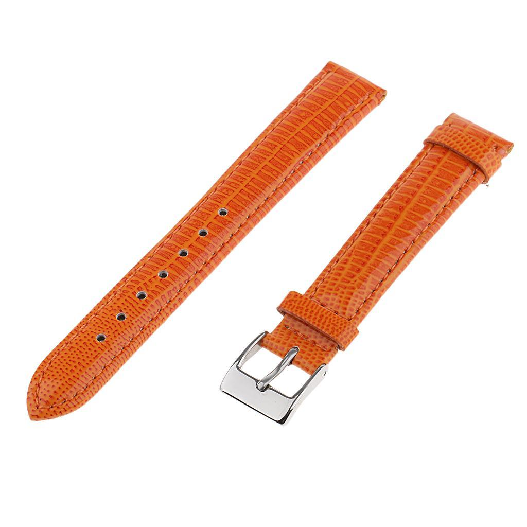 Luxury-Genuine-Leather-Strap-Replacement-Watch-Bands-12mm-20mm-Watchmaker-Repair thumbnail 99