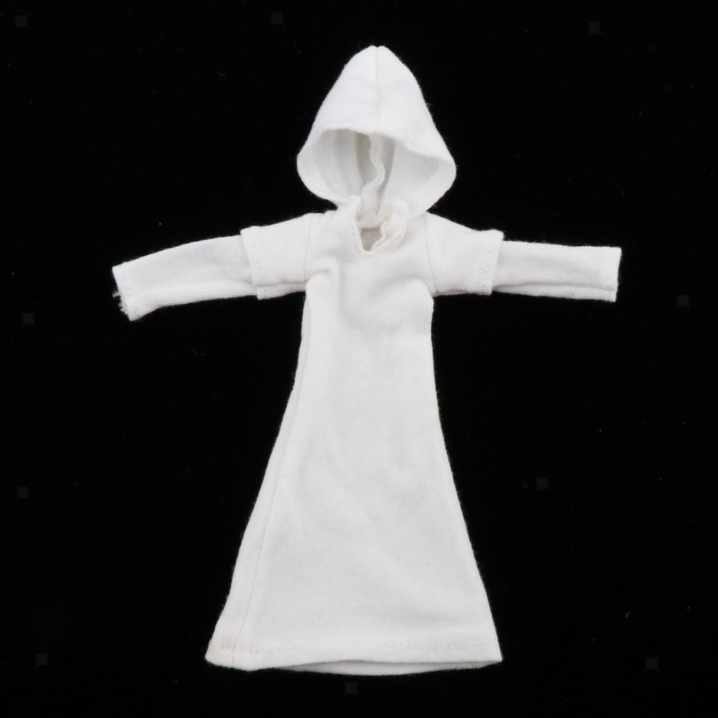 1-9-Action-Figure-Accessory-1-9Doll-Clothes-Action-Figure-Hooded-Dress-Decor thumbnail 6
