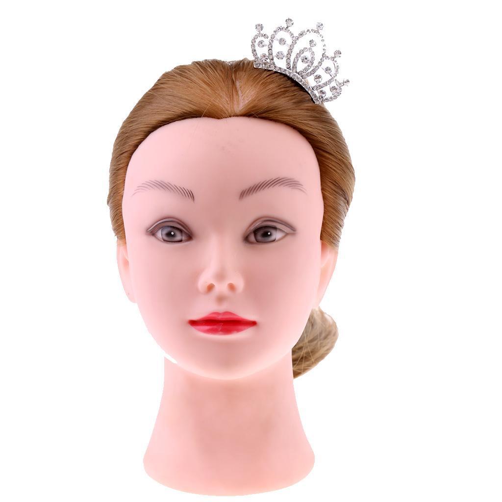 Princess-Crystal-Mini-Hair-Crown-Tiara-Hair-Comb-Girls-Woman-Wedding-Party-Gift thumbnail 40