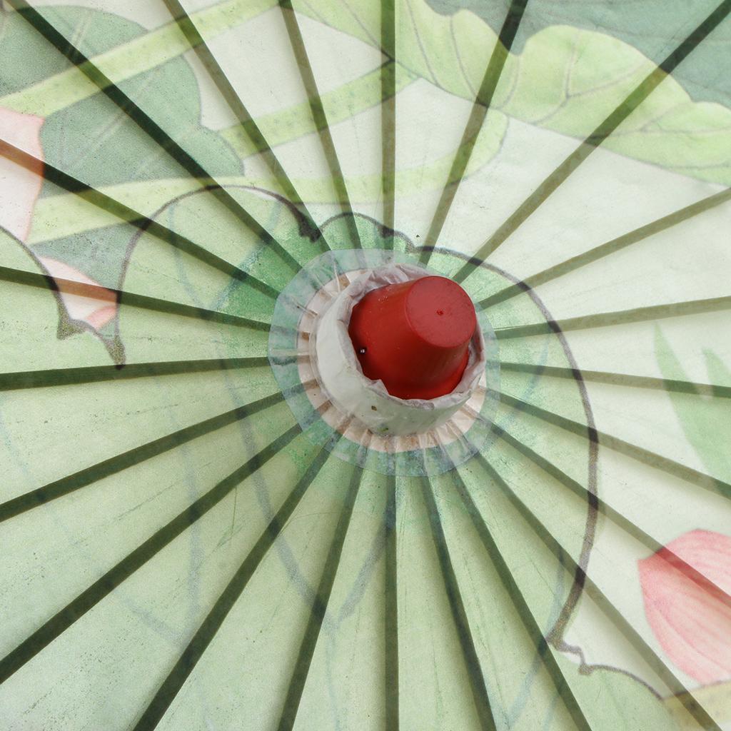Parapluie-Chinois-Parasol-De-Mariage-Maison miniature 29