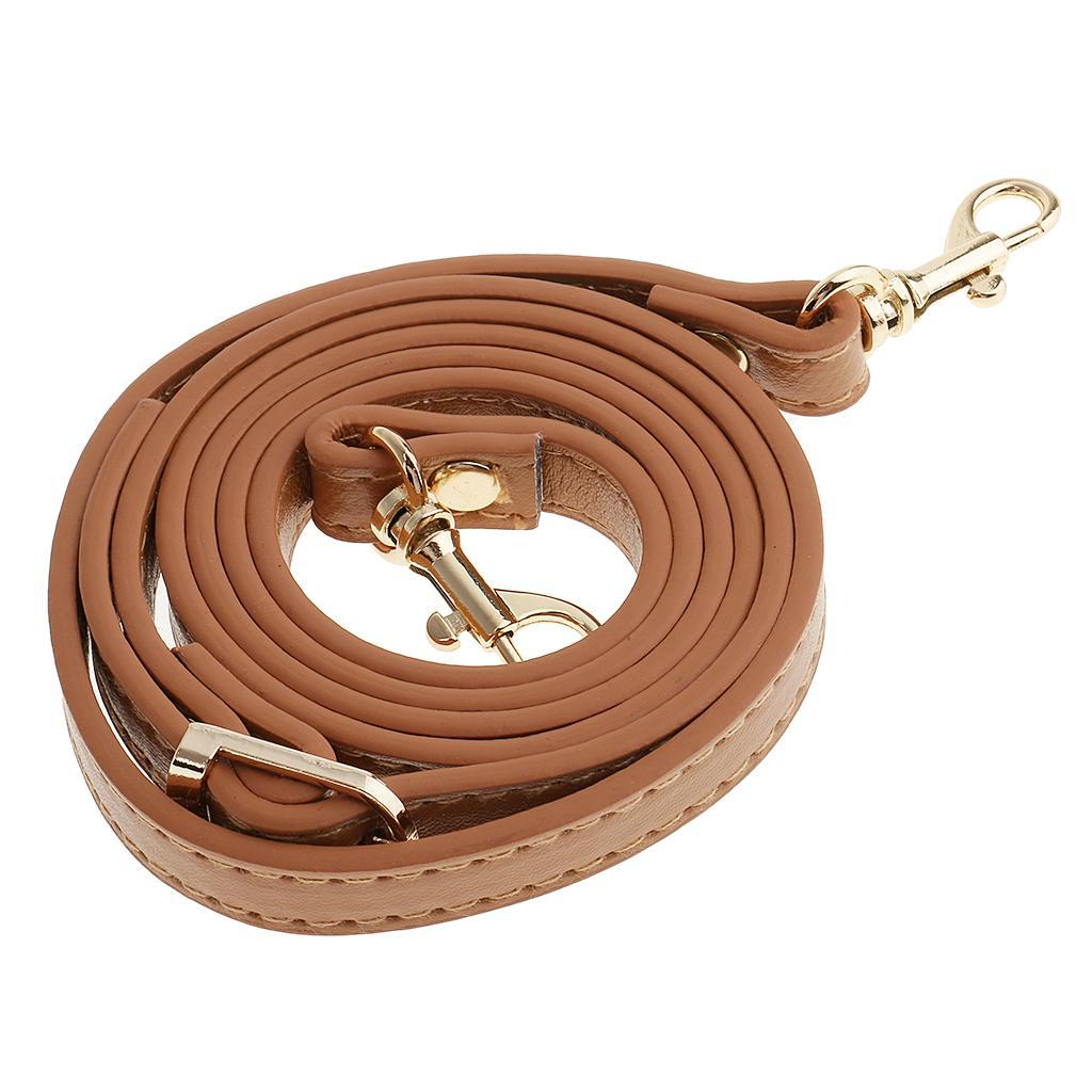 120cm-Bag-Leather-Strap-Replacement-Shoulder-Bags-Handle-Crossbody-Strap thumbnail 14