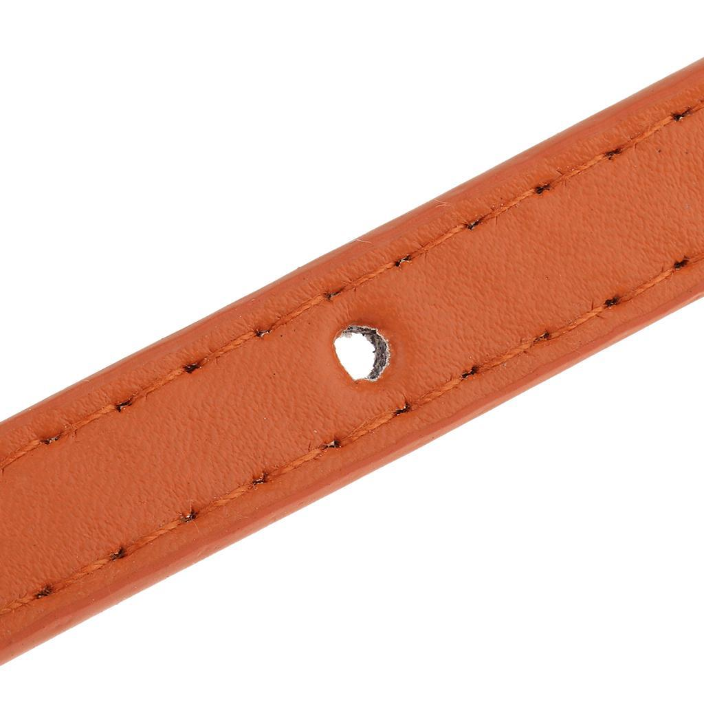 120cm-Bag-Leather-Strap-Replacement-Shoulder-Bags-Handle-Crossbody-Strap thumbnail 32