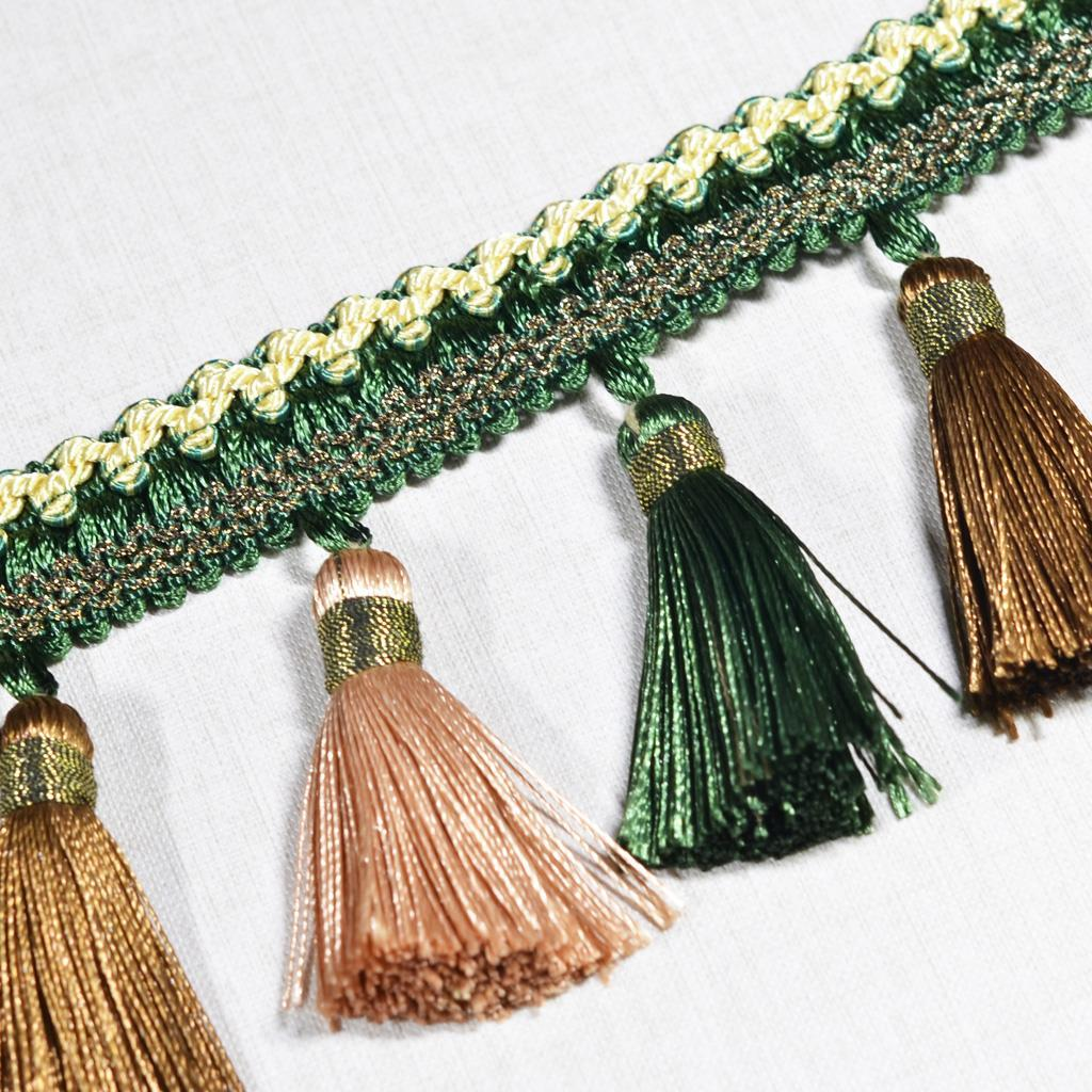 1-Yard-Curtain-Sewing-Tassel-Fringe-Trim-Ribbon-Accessories-Home-Decoration thumbnail 4